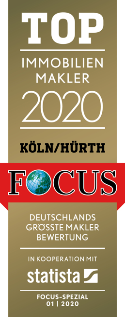 2. TOP_Immobilienmakler_2020_Köln_Hürth